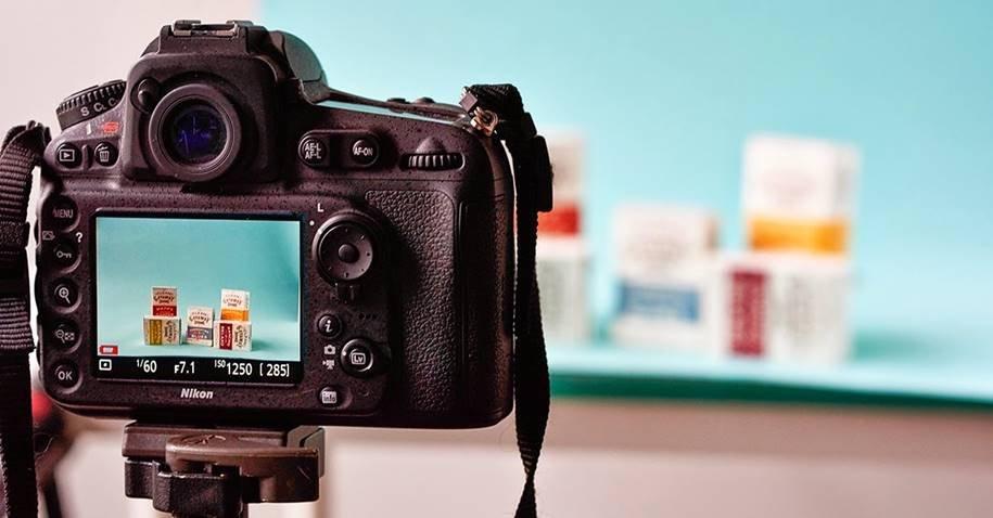 Descrição: Descrição de produtos - Imagens